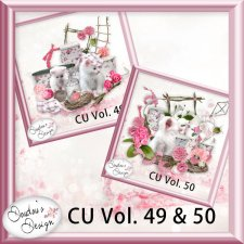 Vol. 49 & 50 Element BUNDLE by Doudou Design
