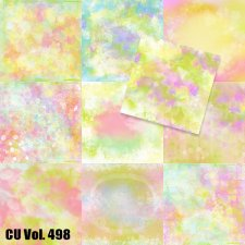 CU Vol 498 Summer Spring Papers by Lemur Designs