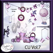 Vol. 7 Elements by Doudou Design