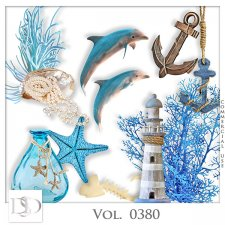 Vol. 0380 Sea Mix by D's Design