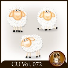 CU Vol 072 Animals Pack 23 by Lemur Designs
