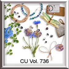 Vol. 736 Element pack by Doudou Design