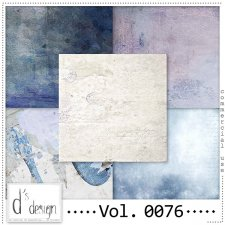 Vol. 0076 Grunge Vintage papers by Doudou Design