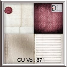 Vol. 871 vintage papers by Doudou Design