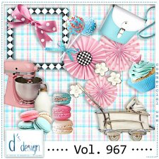 Vol. 967 Fifties Mix by Doudou Design