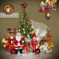 CU Vol 057 Christmas by Lemur Designs
