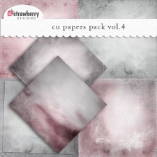 Papers Vol 4 Grey by Strawberry Designs