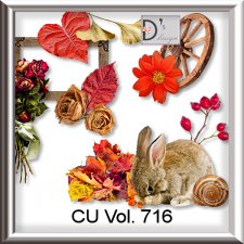 Vol. 716 Autumn Mix by Doudou Design