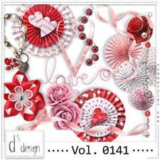 Vol. 0141 Love Mix by Doudou Design