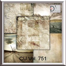 Vol. 751 travel papers by Doudou Design