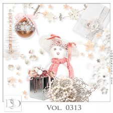 Vol. 0313 Christmas Mix by D's Design