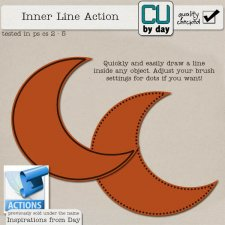 Inner Line Action - CUbyDay EXCLUSIVE