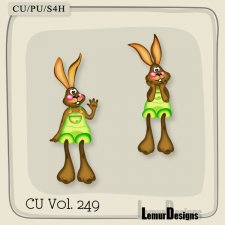CU Vol 249 Easter Elements Pack 5 by Lemur Designs