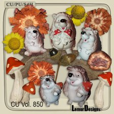 CU Vol 850 Autumn by Lemur Designs
