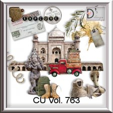 Vol. 760 to 764 Travel-World by Doudou Design