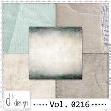 Vol. 0216 Vintage Papers by Doudou Design