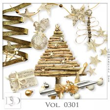 Vol. 0301 Christmas Mix by D's Design