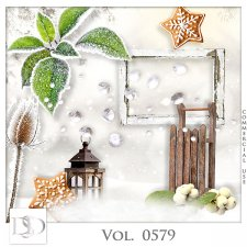Vol. 0579 Winter Mix by D's Design