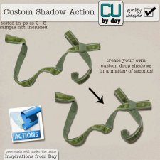 Custom Shadow Maker Action - CUbyDay EXCLUSIVE