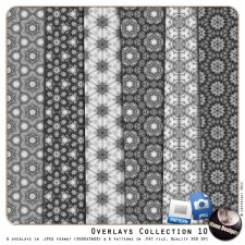 Overlays Collection 10 by MoonDesigns