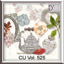 Vol. 525 Vintage Mix by Doudou Design
