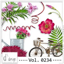 Vol. 0234 Nature Mix by Doudou Design