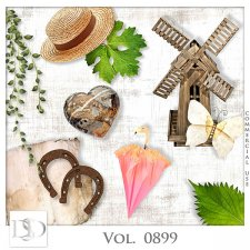 Vol. 0899 Spring Nature Mix by D's Design