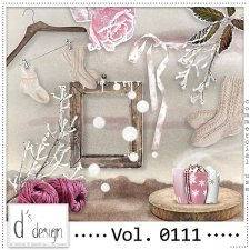 Vol 0111 Winter Mix by Doudou Design