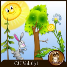 CU Vol 051 Summer Elements Pack 3 by Lemur Designs