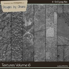 Paper Textures Vol 6 - EXCLUSIVE Designs by Ohana