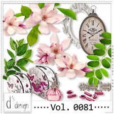 Vol. 0081- Floral Mix by Doudou Design