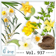 Vol. 937 Spring Mix by Doudou Design