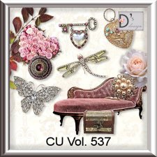 Vol. 537 Vintage Mix by Doudou Design