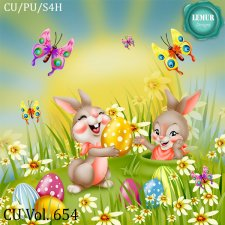 CU Vol 654 Easter Spring by Lemur Designs
