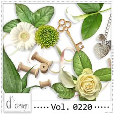 Vol. 0220 Nature Mix by Doudou Design