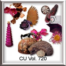 Vol. 720 Autumn Mix by Doudou Design