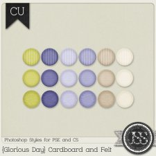 Glorious Day PS Styles Bundle by Just So Scrappy