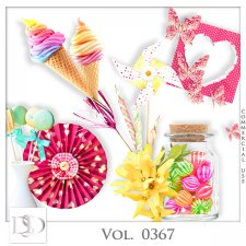 Vol. 0367 Party Mix by D's Design