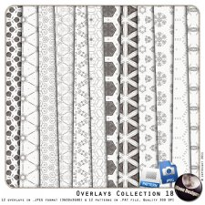 Overlays Collection 18 by MoonDesigns