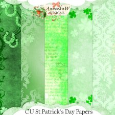 St Patrick Day Papers