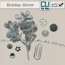 Holiday Silver - CUbyDay EXCLUSIVE