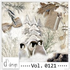 Vol 0121 Winter Mix by Doudou Design