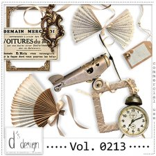 Vol. 0213 Vintage Mix by Doudou Design