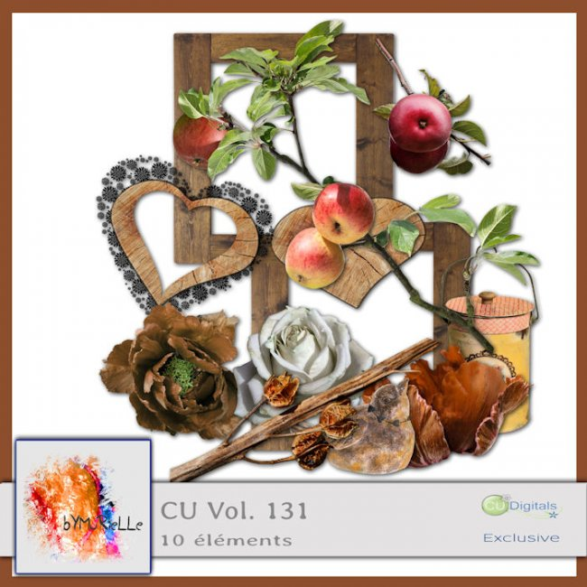 vol 131 Fall Elements EXCLUSIVE bymurielle