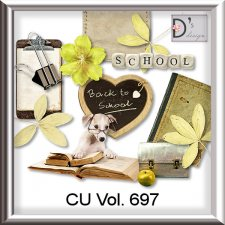 Vol. 697 School Mix by Doudou Design