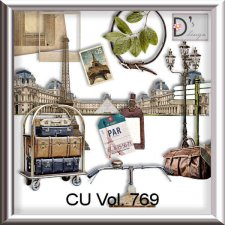 Vol 769 Travel World by Doudou Design