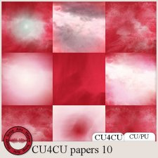EXCLUSIVE Papers 10 CU4CU by Happy Scrap Arts