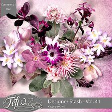 Designer Stash Vol 41 - CU by Feli Designs