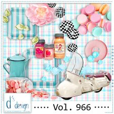 Vol. 966 Fifties Mix by Doudou Design
