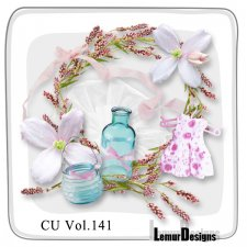 CU Vol 141 Pink Mix by Lemur Designs